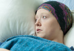 bigstock-Girl-With-Cancer-86049929