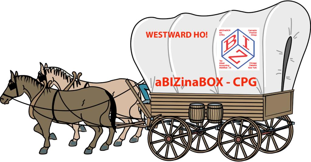 aBIZinaBOX Moves West